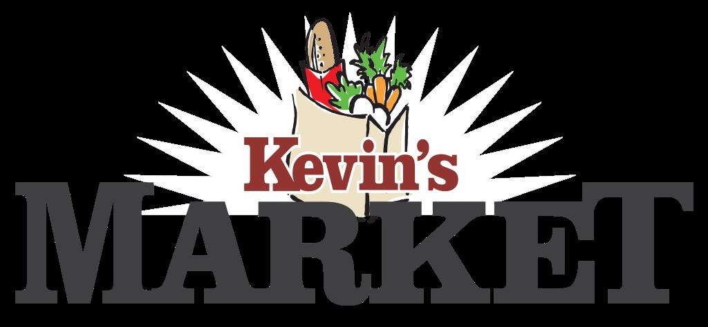 A theme logo of Kevin's Market
